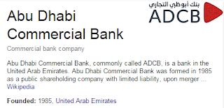 abu dhabi commercial bank customer service