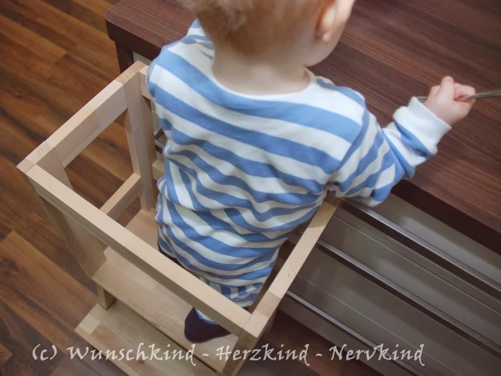 wunschkind herzkind nervkind schatz kannst du das nachbauen der lernturm. Black Bedroom Furniture Sets. Home Design Ideas
