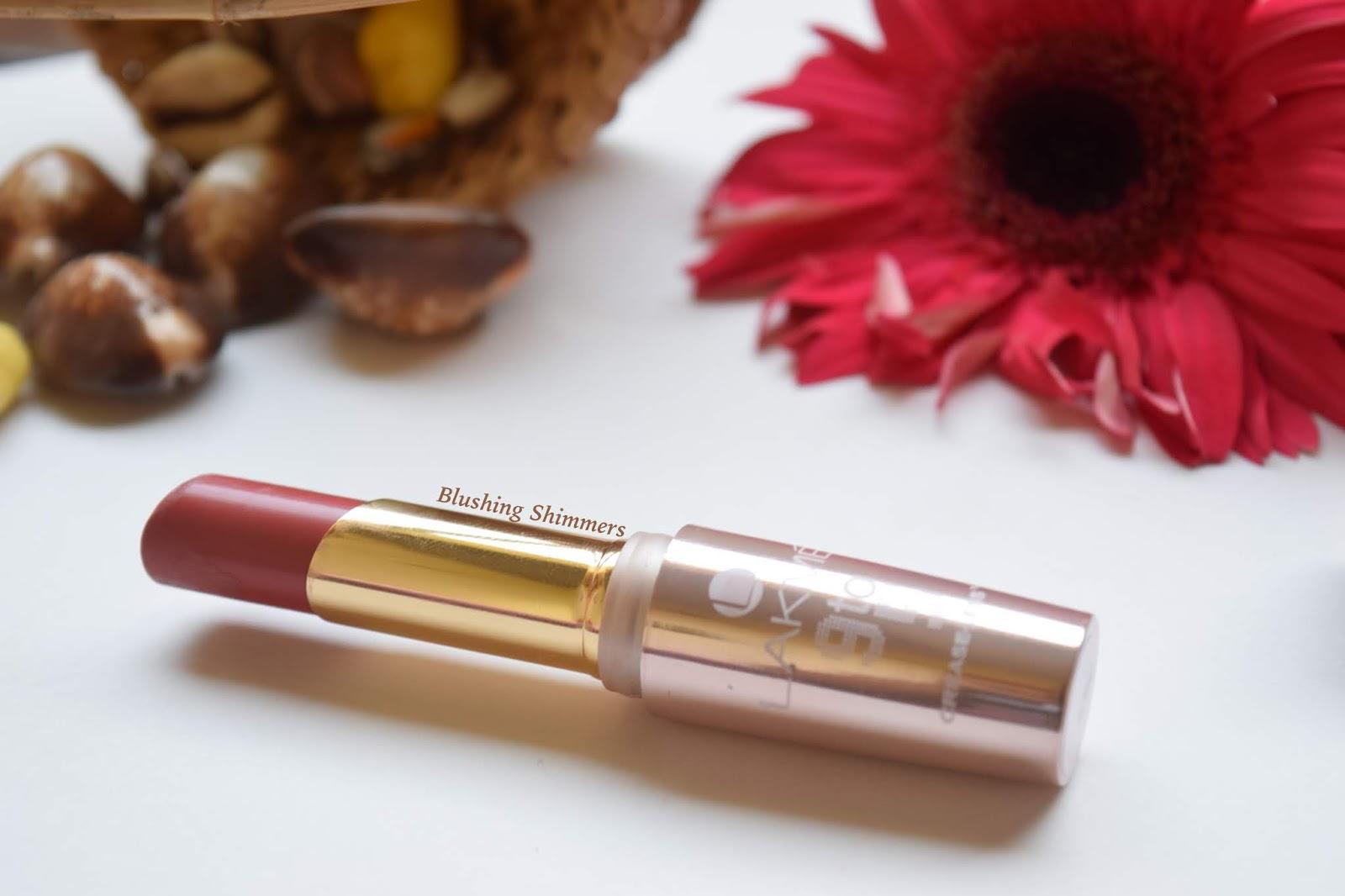Lakme Best Lipstick Indian skin