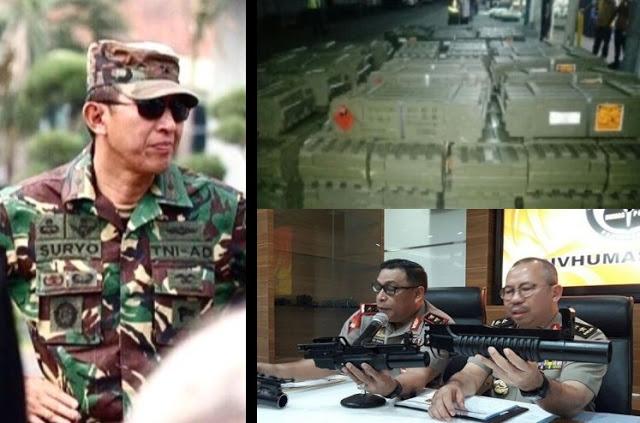 Mantan Kepala Staf Umum TNI: Evaluasi Penggunaan Senjata Api bagi Polri