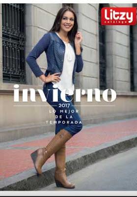 Catalogo de calzado litzy otoño invierno 2017