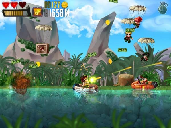 Download Ramboat: Shoot and Dash Apk v3.7.0 Mod (Unlimited Gold/Gems) New (Terbaru dan Terpopular)