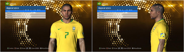 PES 2017 Douglas Costa Face 2018/2019