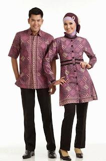 Batik Couple Muslim