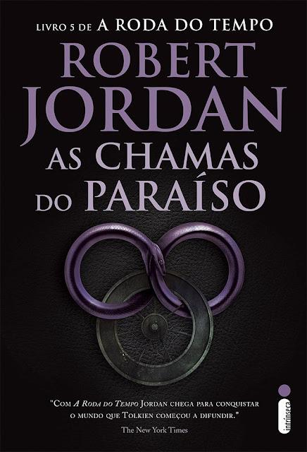 As Chamas do Paraíso Robert Jordan