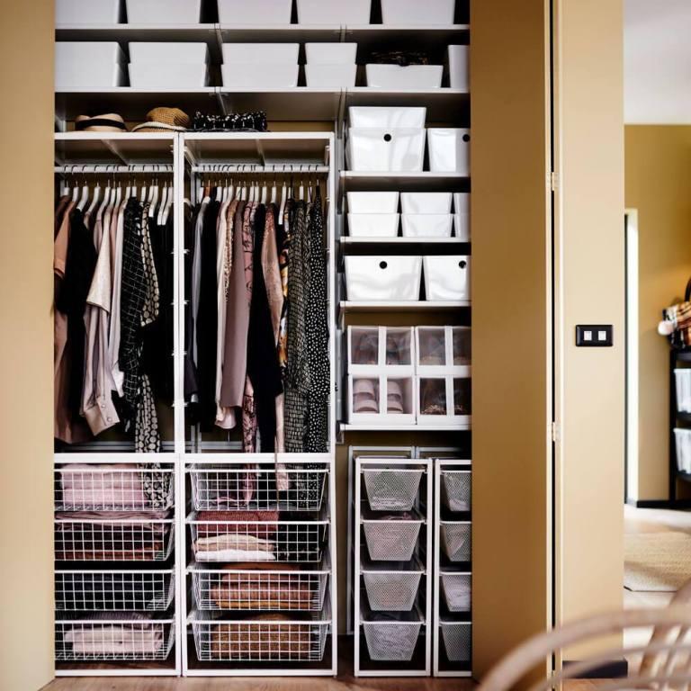 Wonderful Fitted Wardrobe Ideas