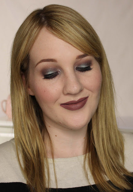 Notoriously Morbid We're Here For Your Daughter, Chuck Eyeshadow Swatches & Review