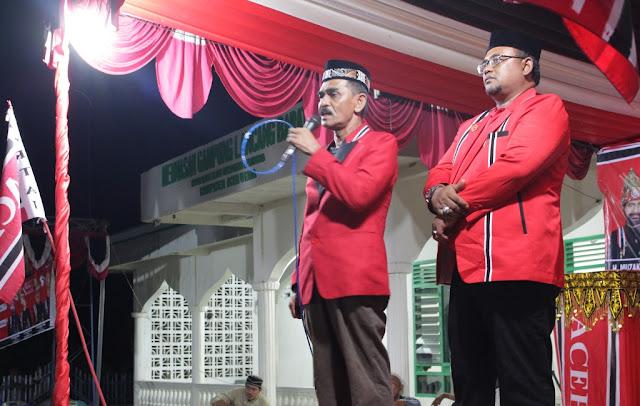 Cek Mad Mengaku Sudah Bangun Pondasi untuk Aceh Utara