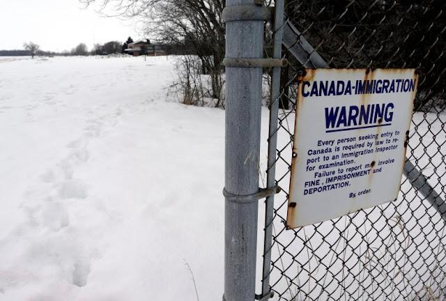 Canada, U.S. unite on handling outskirt refuge searchers