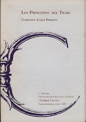 El tiempo en los alerces, Francisco Acuyo, Ancile