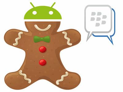 Cara Download dan Install BBM di Android Gingerbread