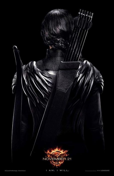 Poster Jocurile Foamei: Revolta Partea I - Katniss Everdeen