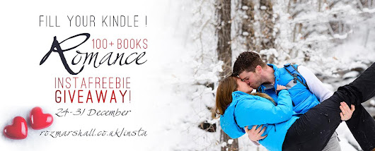 Instafreebie Romance: Fill Your Kindle Giveaway!