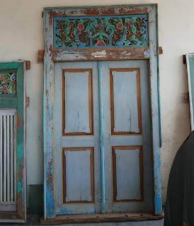 Jual Pintu jati 1 set dengan cendelanya