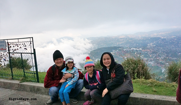 Baguio City - DIY family trip - Cafe in the Sky