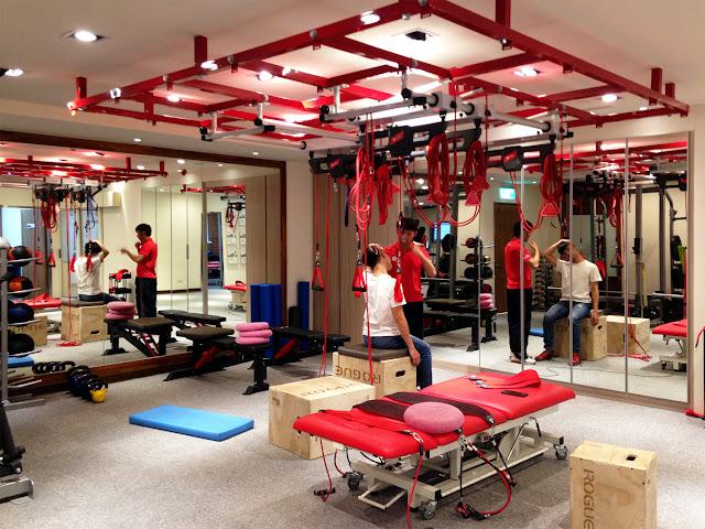 好痛痛 壢新醫院 運動醫學中心 redcord 紅繩懸吊系統 職業運動員 運動愛好者