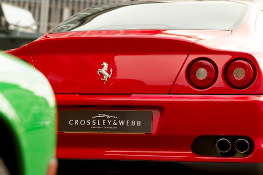 Added Luxury: Crossley & Webb Launching Automotive Investment Showroom