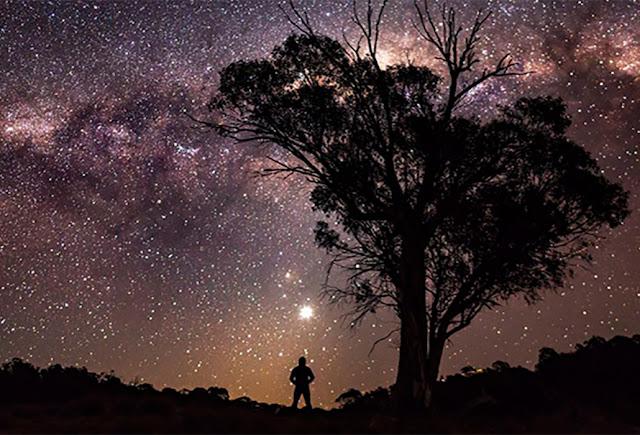 Stargazing - Image Credit: BBC Stargazing Live.