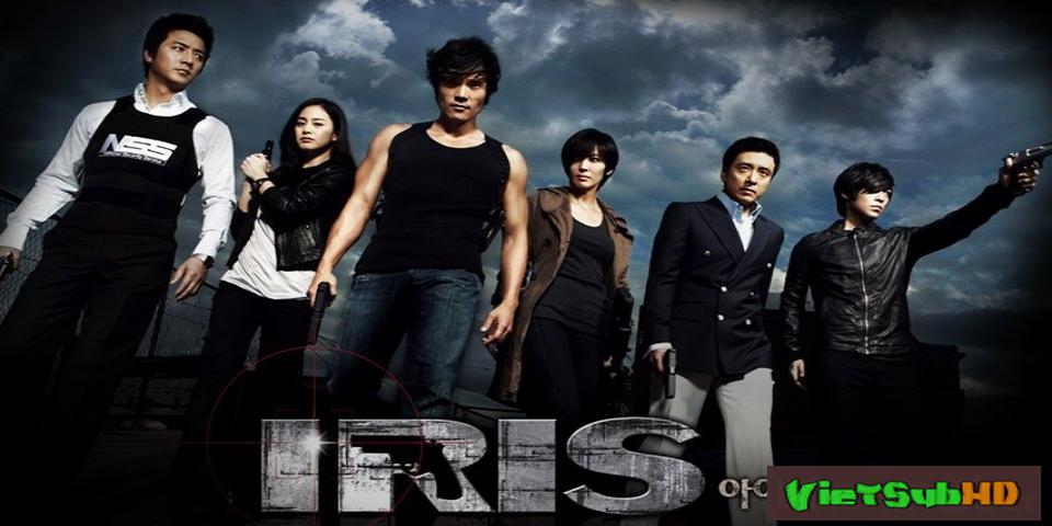 Phim Mật Danh Iris 1 Hoàn tất (20/20) VietSub HD | Iris 1 2009