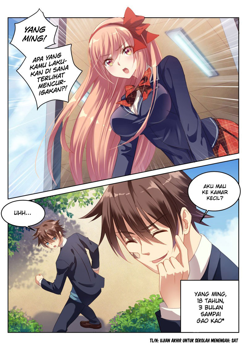 Very Pure Chapter 1 Bahasa Indonesia