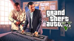 Download GTA V 5 Unlimited Money APK + OBB