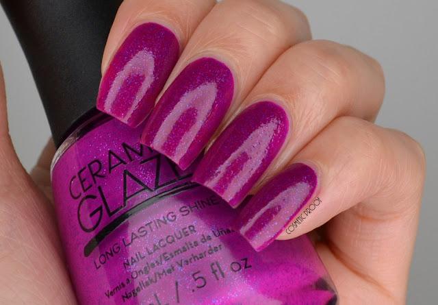 NAILS   Ceramic Glaze Impulsive Swatch