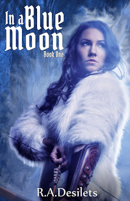In a Blue Moon by R.A. Desilets book review
