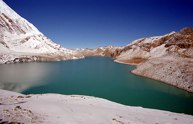 Highest Altitude Tilicho Lake Nepal