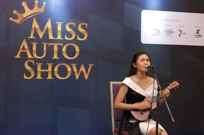 GIIAS 2017: Memilih SPG Terbaik Melalui Ajang Miss Auto Show 2017