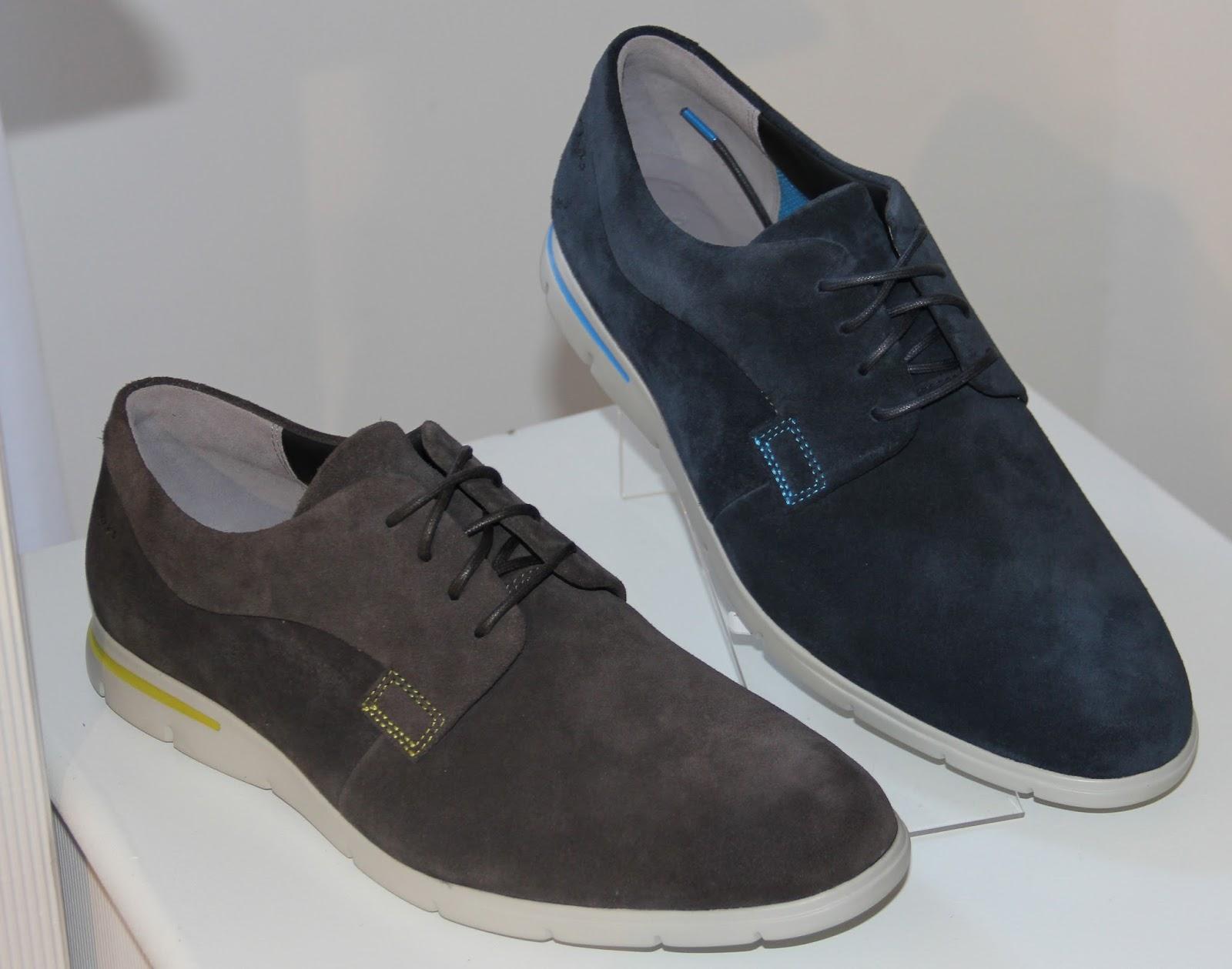 Clarks Denner Motion Black Dress Shoes