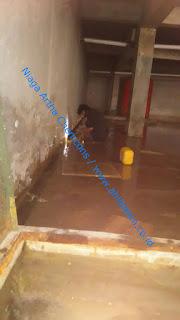 perbaikan bocor basement
