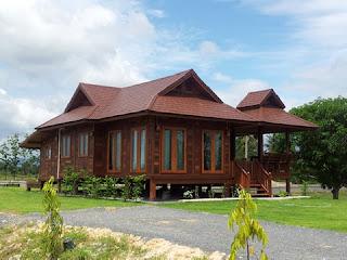 ออกแบบบ้านยกพื้นบ้านให้สูง