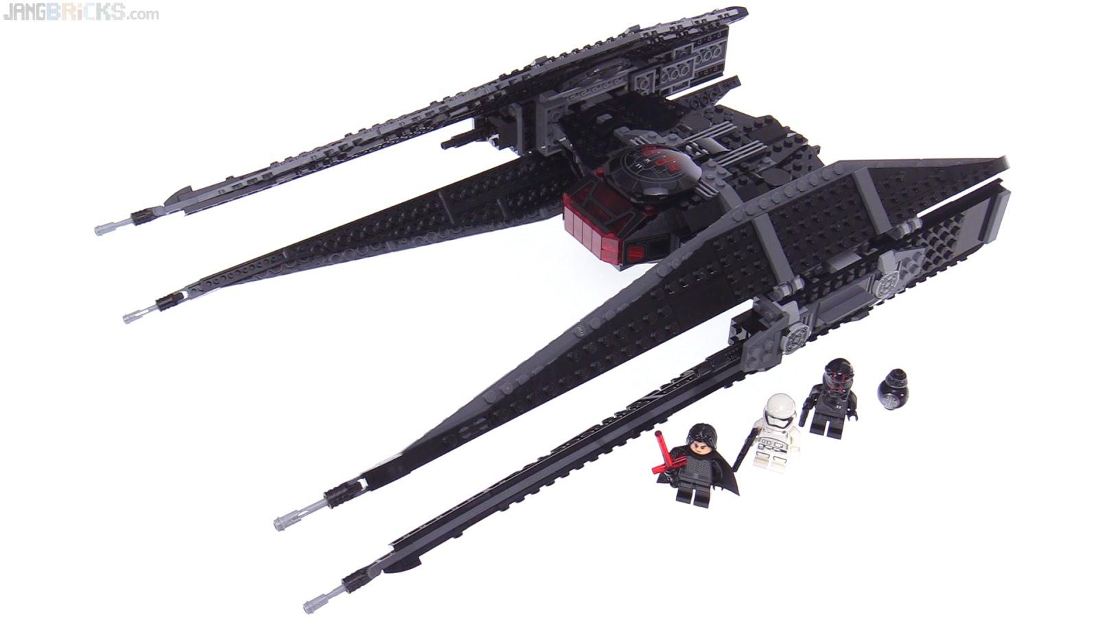 Kylo Ren's TIE Fighter™ - 75179 | Star Wars™ | LEGO Shop