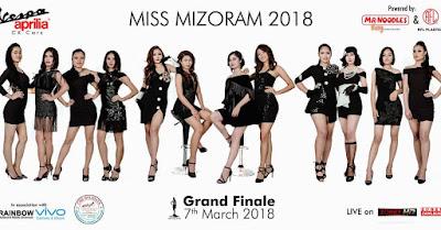 thlalak miss mizoram