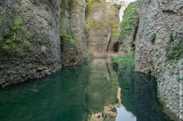 Mina de agua Ronda