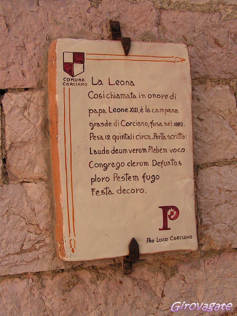 Corciano Umbria