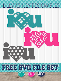 free heart svg lilly ashley designables