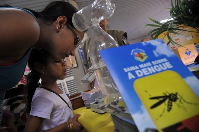 Cachoeirinha inicia levantamento do Índice de Infestação do mosquito Aedes Aegypti