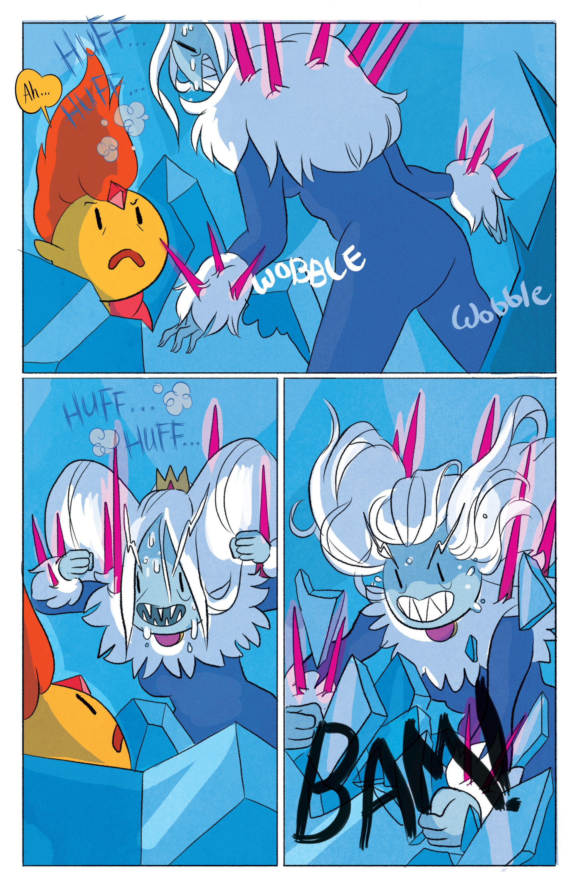 Read online Adventure Time with Fionna & Cake comic -  Issue #6 - 13