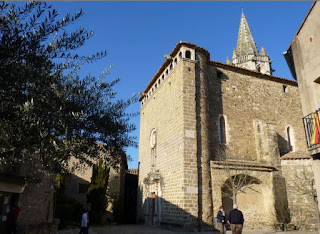 Iglesia de Sant Martí Vell.