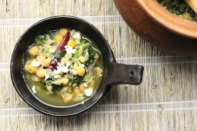 recette équilibrée végétarienne