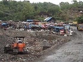infrastruktur pengelolaan sampah