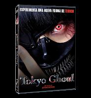 TOKYO GHOUL La Película - DVD