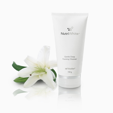 Nutri White Gentle Deep Foaming Cleanser
