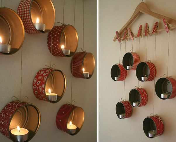 unique recycled craft ideas