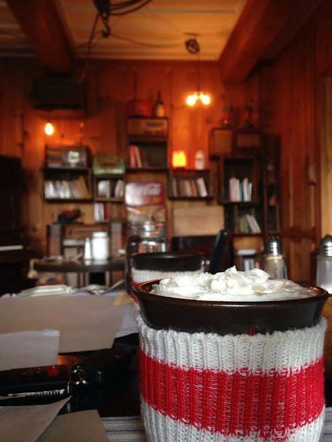 Café Chez Eugène, Yamachiche