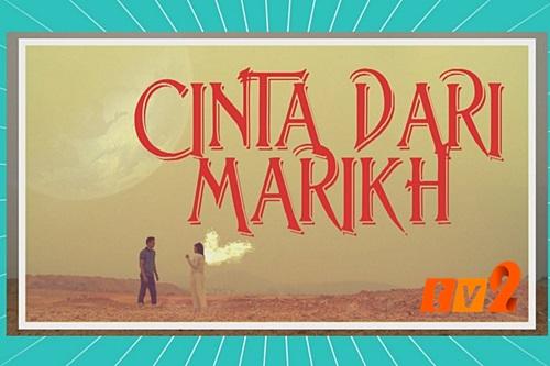 Original Sound Track OST Cinta Dari Marikh TV2, lagu tema drama Cinta Dari Marikh, lagu latar, download OST Cinta Dari Marikh, tonton video klip lagu susun silang kata, terukir di bintang, sungai lui