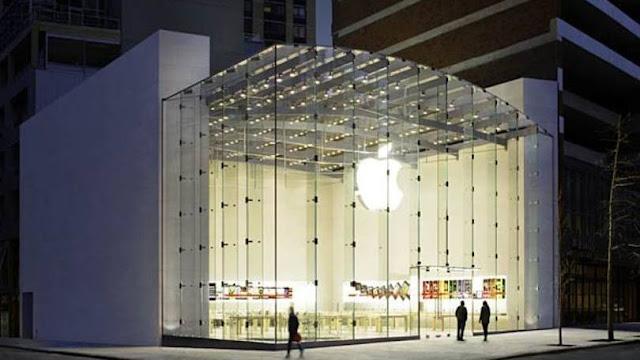 Apple Stores agora serão apenas Apple