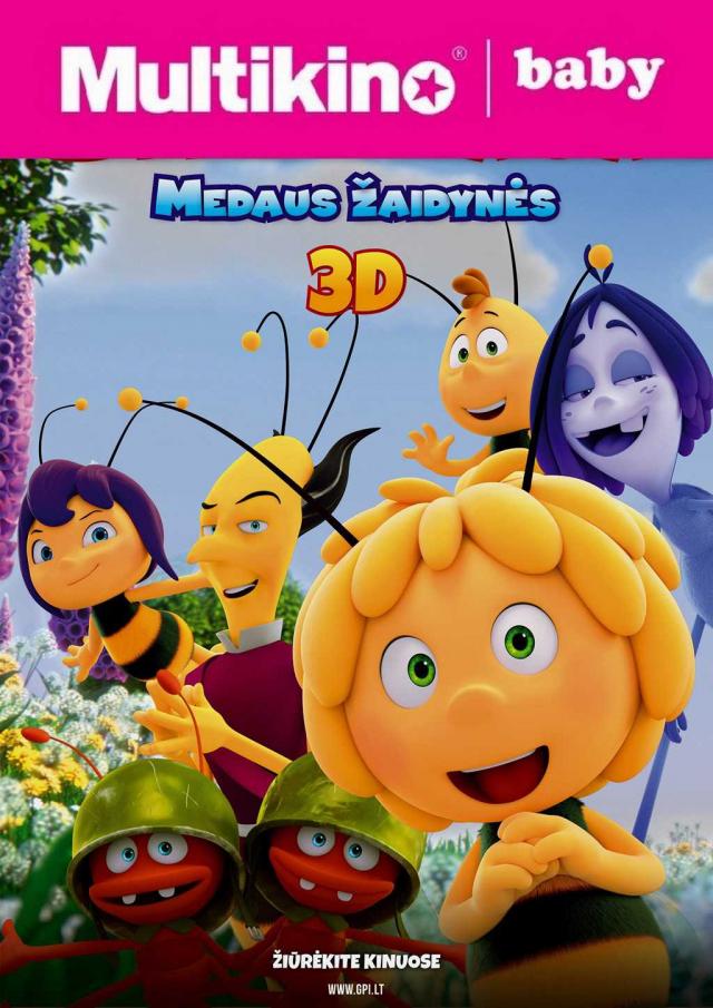 Chú Ong Maya 2: Cuộc Chiến Ong Mật - Maya the Bee: The Honey Games (2018)