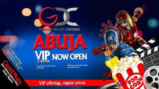 Umrah Banner: GDC Abuja Now Open